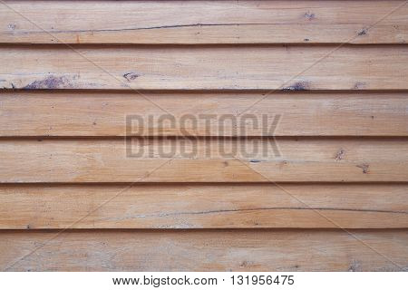 The brown wooden partition texture and background