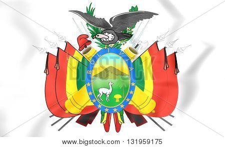 Bolivia Coat Of Arms