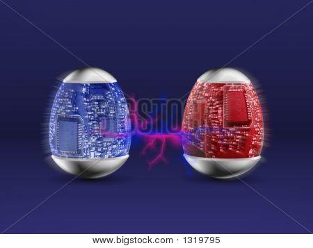 Hi Technology Easter Eggs