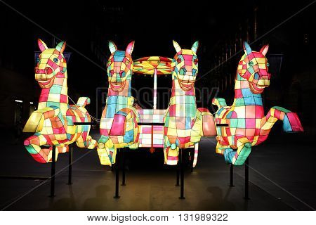 Chinese New Year - The Horse