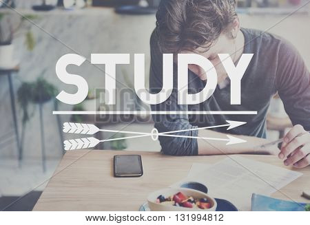 Study Education Learning Improvement Insight Concept
