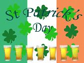 foto of saint patricks day  - st patrick - JPG