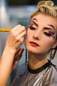 image of makeup artist  - Make - JPG
