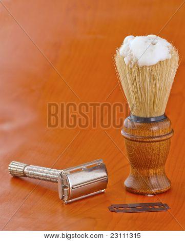 Brush And Razor