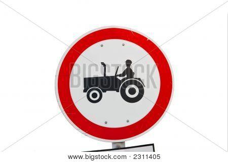 No Tractors