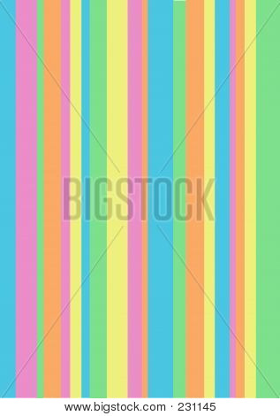 Candy Striped Background