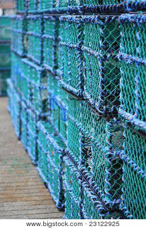 Lobster Creels (Pots)