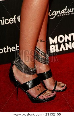BEVERLY HILLS - SEP 17: Katie Cassidy at the Montblanc Charity Auction Gala to Benefit Unicef  in Beverly Hills, California on September 17, 2009