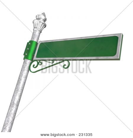 Street Sign 01