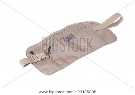 Traveller's Money Belt Bag