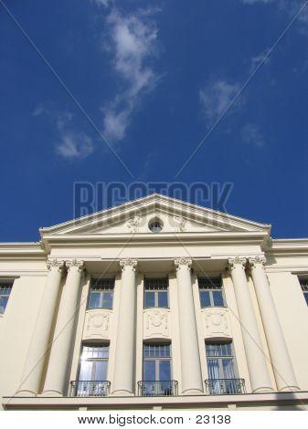 White Building II