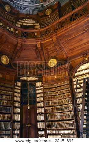 The Archdiocesan Library In The Lyceum Of Eger