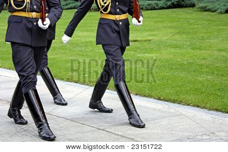 Ideal Ceremonial Step