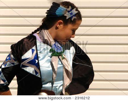 Native American Girl 2