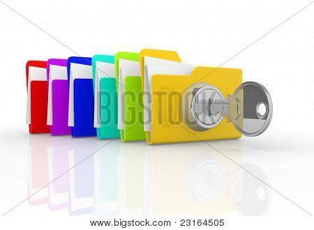 Key And Folders
