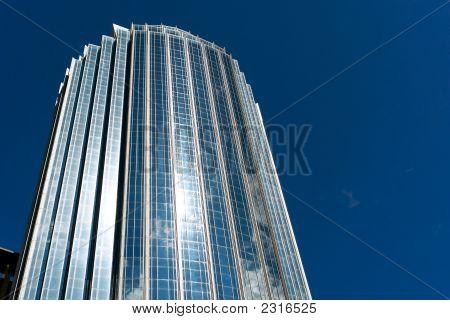 Glistening Glass Tower