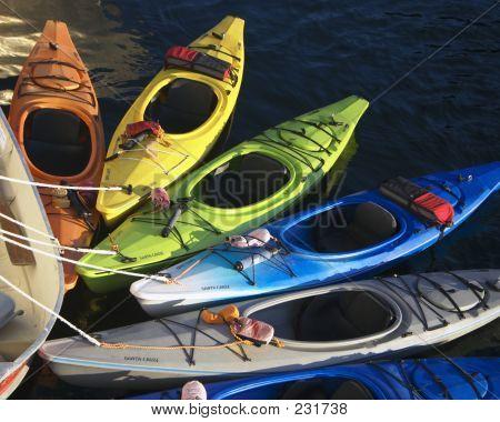 Rainbow Kayaks