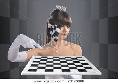 Chess Queen