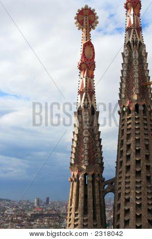 Sagrada Familia Torres