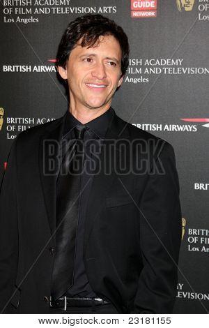 LOS ANGELES - NOV 4: Clifton Collins Jr. at the 18th annual BAFTA Los Angeles Britannia Awards held at the Hyatt Regency Century Plaza Hotel on November 4, 2010 in Los Angeles, California