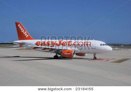 easy Jet Spain