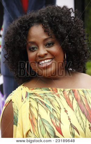 LOS ANGELES - JUNE 6: Sherri Shepherd at the premiere of 'Imagine That' at Paramount Studios on June 6, 2009 in Los Angeles, California