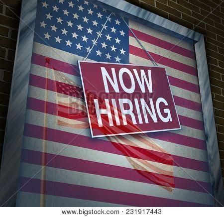 Us Economy Jobs And Hiring