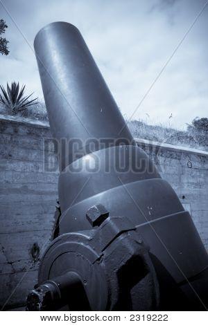 Closeup Cyanotype Canon