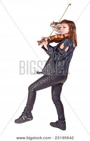 Rocker woman
