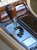 Luxury Car Automatic Shifter