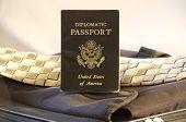 Standing Diplomatic Passport