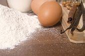 Cooking Ingredients poster