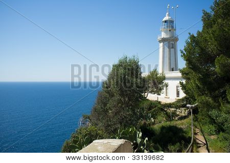La Nao Lighthouse