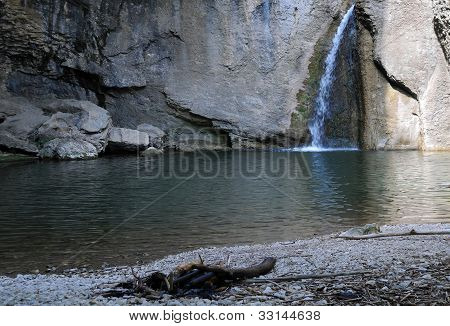 Momin Skok Waterfall