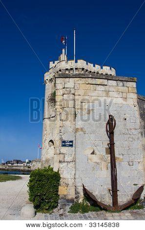 Saint Nicolas tower - La Rochelle