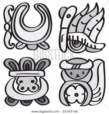 Ornaments Maya