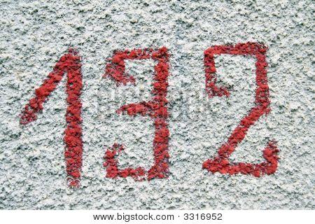 Number 132