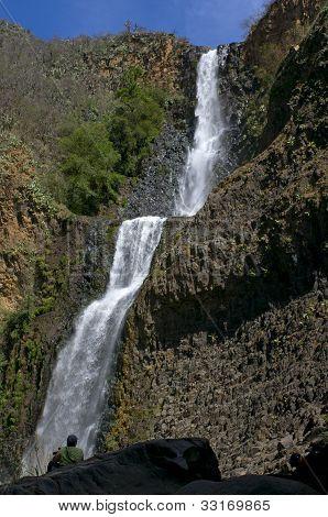 Below Salto Del Nogal