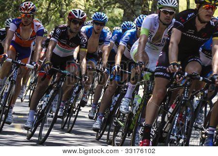 AMGEN PRO BIKE RACE 2012