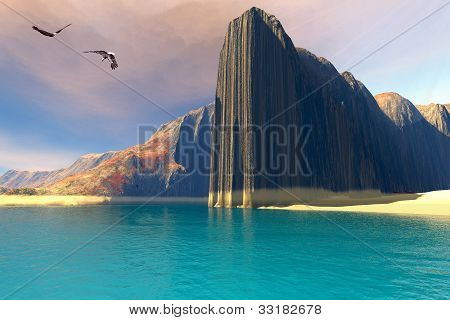 Sheba Seascape