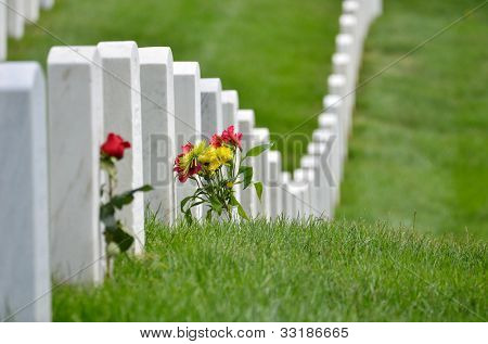 Arlington National Cemetery - Washington DC United States