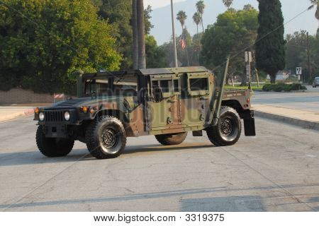 Marine Hummer
