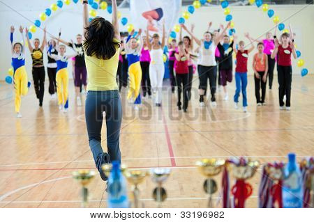 Festival Of Aerobics And Fitness