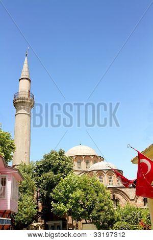 Historical Chora Church, Istanbul, Turkey