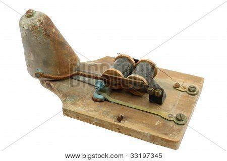 old door bell