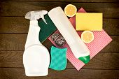 Keeping The House Clean And Disinfect Is The Basis Of Health poster