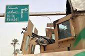 picture of humvee  - Fighting in Iraq - JPG