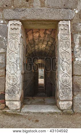 Cistern Entrance