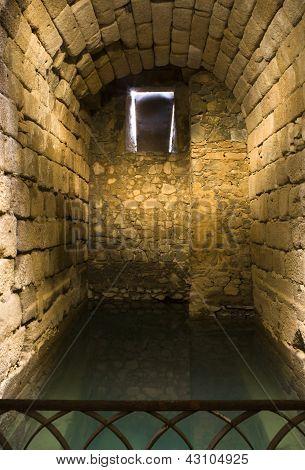 Muslim Cistern Deposit