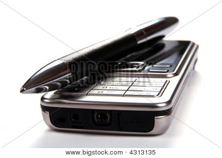 Phone And Pen